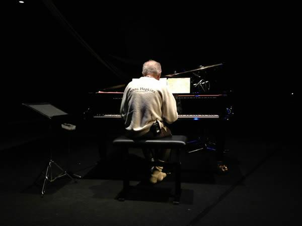 フリー・ジャズの巨匠、セシル・テイラー日本公演
