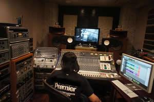 Recording Studio, Dede