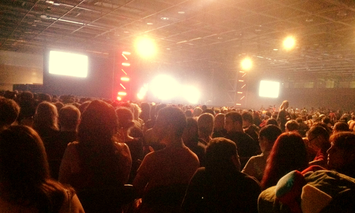 JAPAN EXPO2013 Main Stage