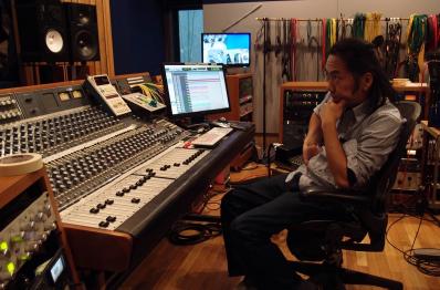 Recording Studio, Volta